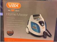 Vax Steam Cleaner. Boxed & Unused. Bathroom Kitchen and floor cleaner