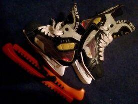 Graf Ice Hockey Skates size 5