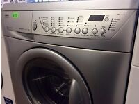 Zanussi PROGRESS , 6KG Silver 1400 JetSystem WASHER DRYER + 3 Months Guarantee + FREE LOCAL DELIVERY