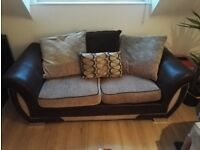 2 Seater Sofa (2nd Hand From DFS)