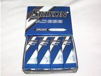 SRixon AD333 and Maxfli CD-100 Golf Balls