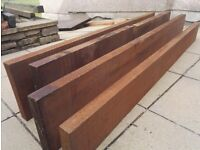 African Mahogany (Utile) Sawn timber About 0.18 cubic metres