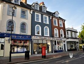 A small luxury apartment in an attractive character conversion in the heart of the picturesque