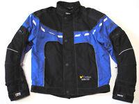 "Rukka Gore-Tex Motorcycle Jacket In Blue/Black- Euro 50 - UK 38/40"" Chest"
