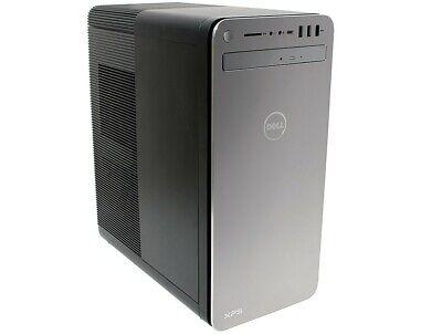 Dell XPS 8930 Special Ed. i7-9700, 16GB, GTX 1660ti, 256GB SSD, 1TB, Win10 Pro