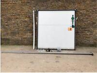 coldroom sliding door