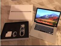 "MacBook Pro 15"" retina 2014 2.7Ghz 16GB i7 Logic Pro X Ableton Final Cut Adobe cs6"