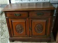Edwardian dresser