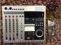 Yamaha MD4S Digital Multitrack MD recorder 4 Channel 4 Track