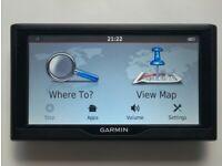 "6"" X-Wide GARMIN nüvi® 68LM GPS Sat Nav Lifetime UK & ALL EUROPE FULL MAP SpCam (NO OFFERS, PLEASE!)"