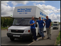 Man and van or full removal service. Trading since 1984 with care & consideration.