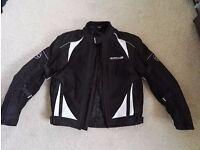 Motorcycle jacket - summer mesh