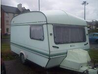Two Berth Touring Caravan