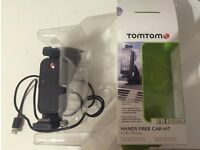 Boxed TomTom Bluetooth Hands Free Car Kit For iPhone 3G, 3GS, 4, 4S - Excellent Conditon