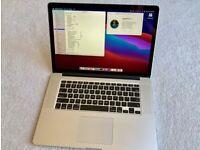Apple MacBook Pro 15 Retina 2014 - i7/16GB/512GB/NVIDIA