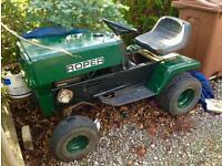 Roper ride on lawn mower