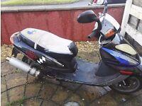 YBMCO Cool 125cc