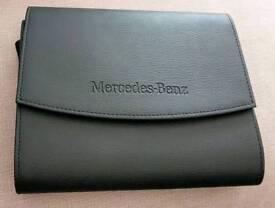 Mercedes manual wallet