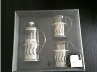 Bean Cafetiere Set - Brand New