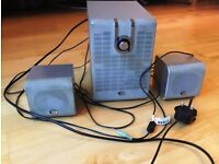 Durabrand Home Theater System 2.1 PC Speakers