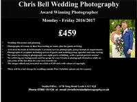 Low cost, budget, special price, mid week full day photography with award winning photographer