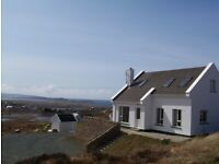 Donegal - 4 bed 2 bathroom house for sale - spectacular sea & mountain views