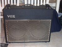 Vox Valvetronix AD100VT 2x12 Modelling Amp combo
