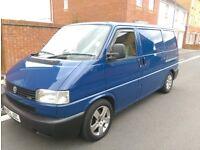 Volkswagen Transporter TDI SWB 2.4l Blue