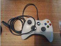 USB Wired Gamepad Controller Joystick Joypad for PC Windows White