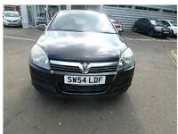 2005 Vauxhall Astra 1.6 i 16v Club 5dr£1,495 F/S/H+LOW MILES+CLEAN CAR