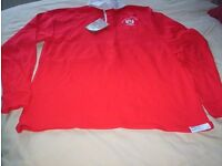 2 x Brand New Unworn Fitzwimarc School PE/Rugby Shirts For Sale