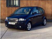 2003 Audi A2 1.6 FSI SE