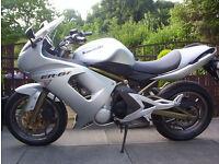 Kawasaki ER 6f 2006 12 Months M.o.T. (no adviseries) Brilliant bike