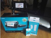 Wii U console boxed (32GB), Wiimote & Balance Board £150