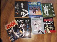 Martial Arts Books