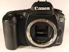 Canon EOS 20D 8.2MP Digital SLR Camera 720nm Infrared Converted Camera
