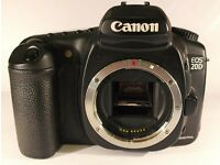 Canon EOS 20D 8.2MP Digital SLR Camera 720nm Infrared Converted Camera