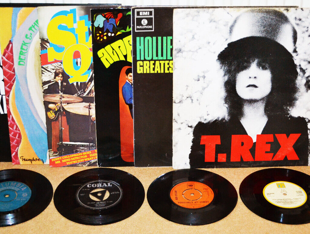 VINYL RECORDS WANTED - COLLECTOR WILL BUY  | in Southside, Glasgow