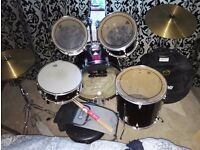 Starter/Practice Drum Kit