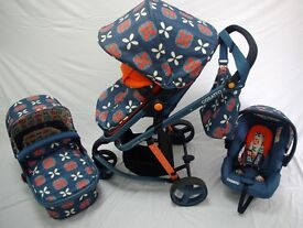 Cosatto Giggle 2 - Toodle Pip - Full Travel System