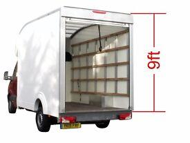 Local and international removals services. Brand new super big aerodynamic van. Leeds, UK, Europe