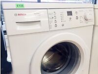 Bosch AVANTIXX 6, Vario Perfect , DIGITAL WASHING MACHINE + 3 Months Guarantee + FREE LOCAL DELIVERY