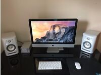 "Mid 2011 27"" iMac - 3.4Ghz i7 -24gb ram - AMD Radeon HD 6970M 1024 MB - 1tb HDD"