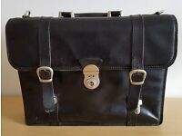 Quality Leather Satchel