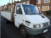 Iveco Turbo Daily 35.10, LWB, 13.6ft (4 Meter) Alloy Dropside, 1998, Long Mot, Can Deliver