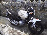 Yamaha YBR 125cc (2011)