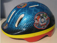 Children's Cycling Helmets - Hello Kitty and Thomas the tank engine