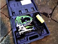 £65 - HITACHI JIGSAW 110V - CJ110MV VARIABLE SPEED JIGSAW