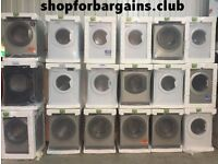 Brand New & Graded Washing Machines by Hoover