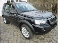 LHD Land Rover Freelander